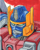 Optimal Optimus by markerguru