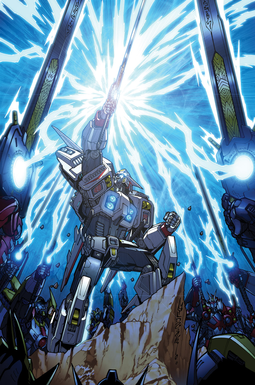 TF Drift issue 04 cover