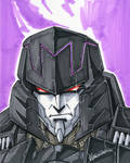 IDW ongoing megatron