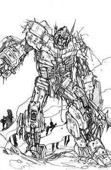 Infestation Prime sketch