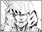 TF Ongoing 22 cover lineart