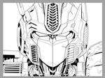TF Ongoing 23 cover lineart