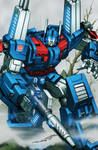 Ultra Magnus colours