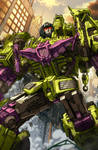 Devastator coloured