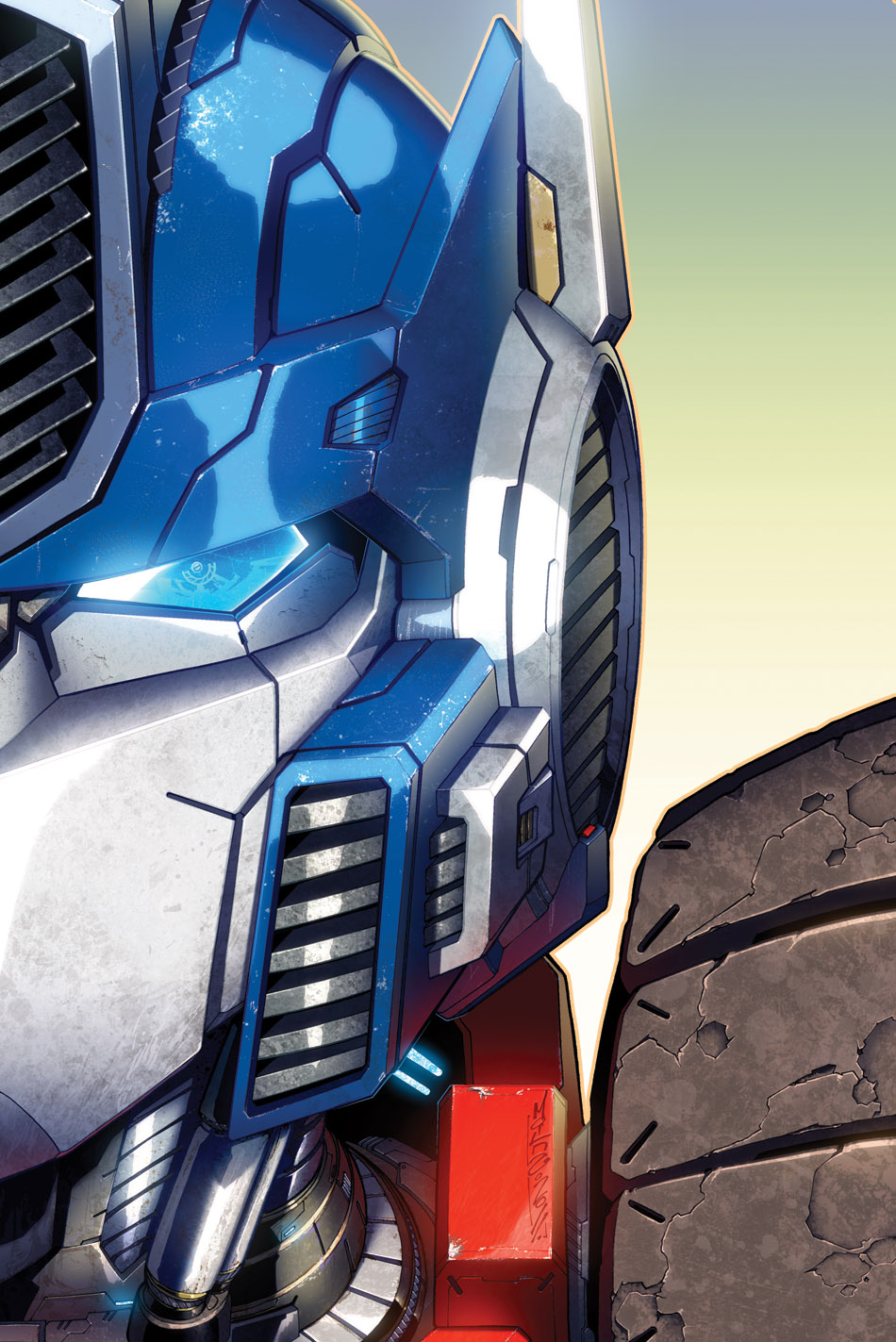 TF Ongoing issue 23 cover B