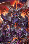 Galvatron and crew colours