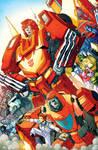 86 Autobots tribute colours