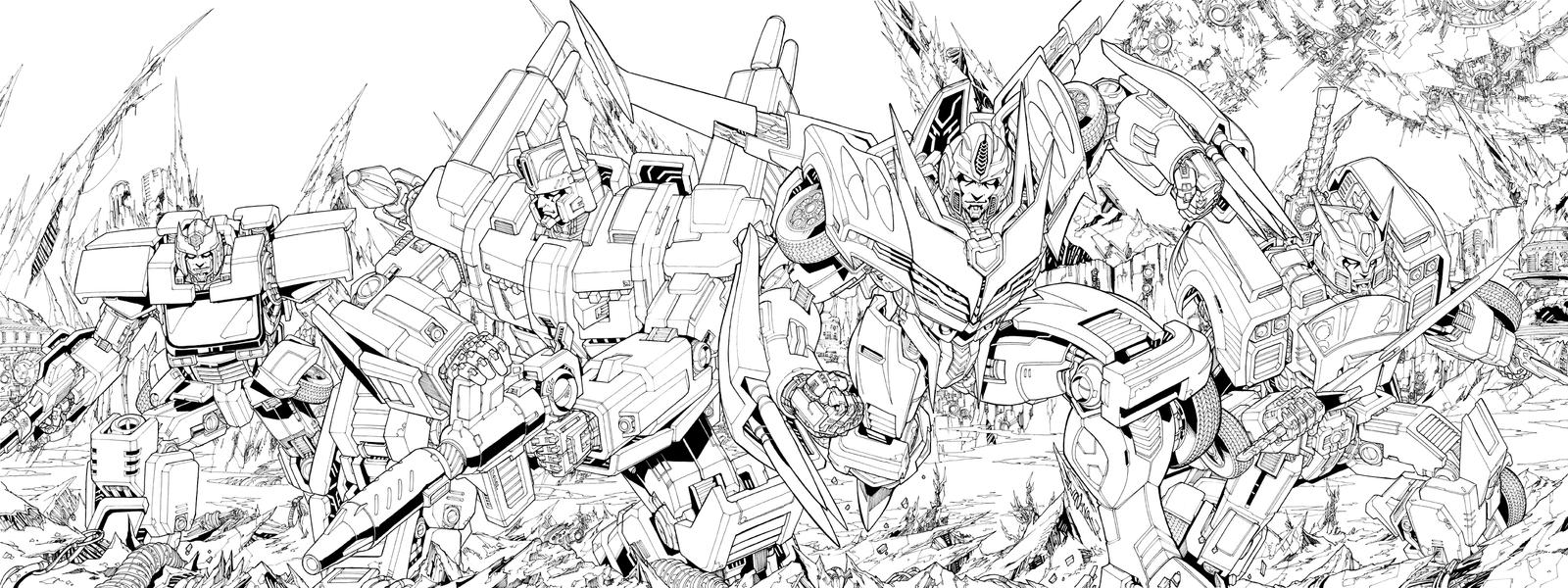 TF MTMTE 01 cover lineart