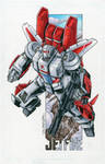 Jetfire commission colours