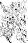 gundam and prime commission