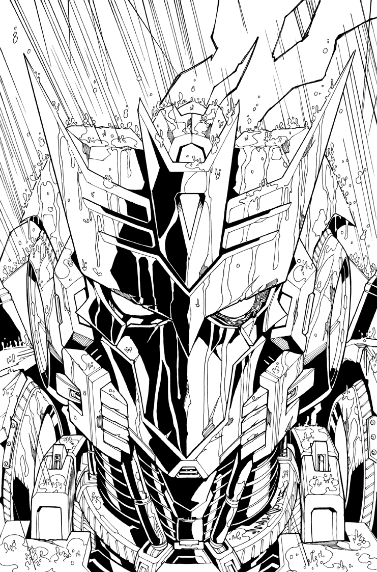 TF MTMTE 07 cover lineart