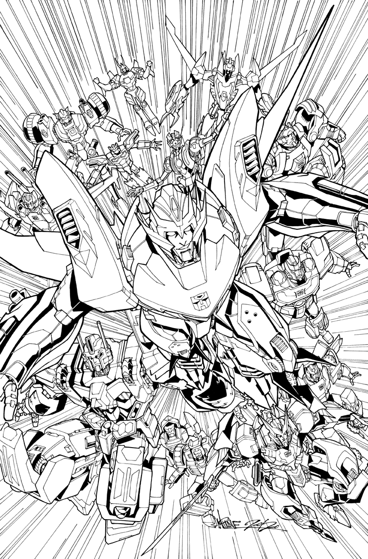 TF MTMTE TPB01 cover lineart