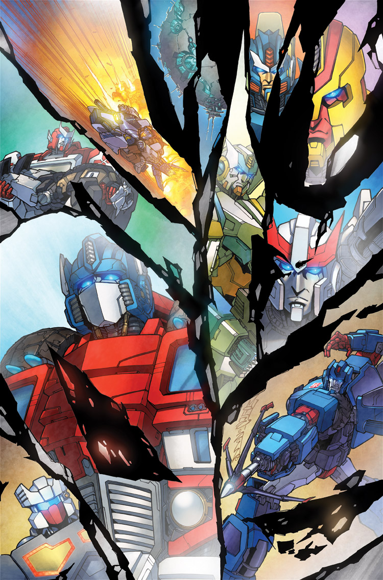 TF MTMTE 09 cover colors by markerguru