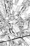 TF MTMTE 10 cover lineart