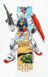 Gundam RX78-2 commission