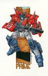 commission optimus prime