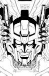 TF MTMTE 14 cover lineart