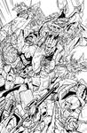 TF MTMTE 15 cover lineart