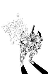 TF MTMTE 16 cover lineart