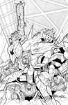 TF MTMTE 20 cover lineart