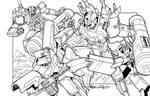 TF Cassette Battle Royal