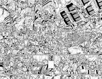TF MTMTE 27 pages 4-5 spread lineart