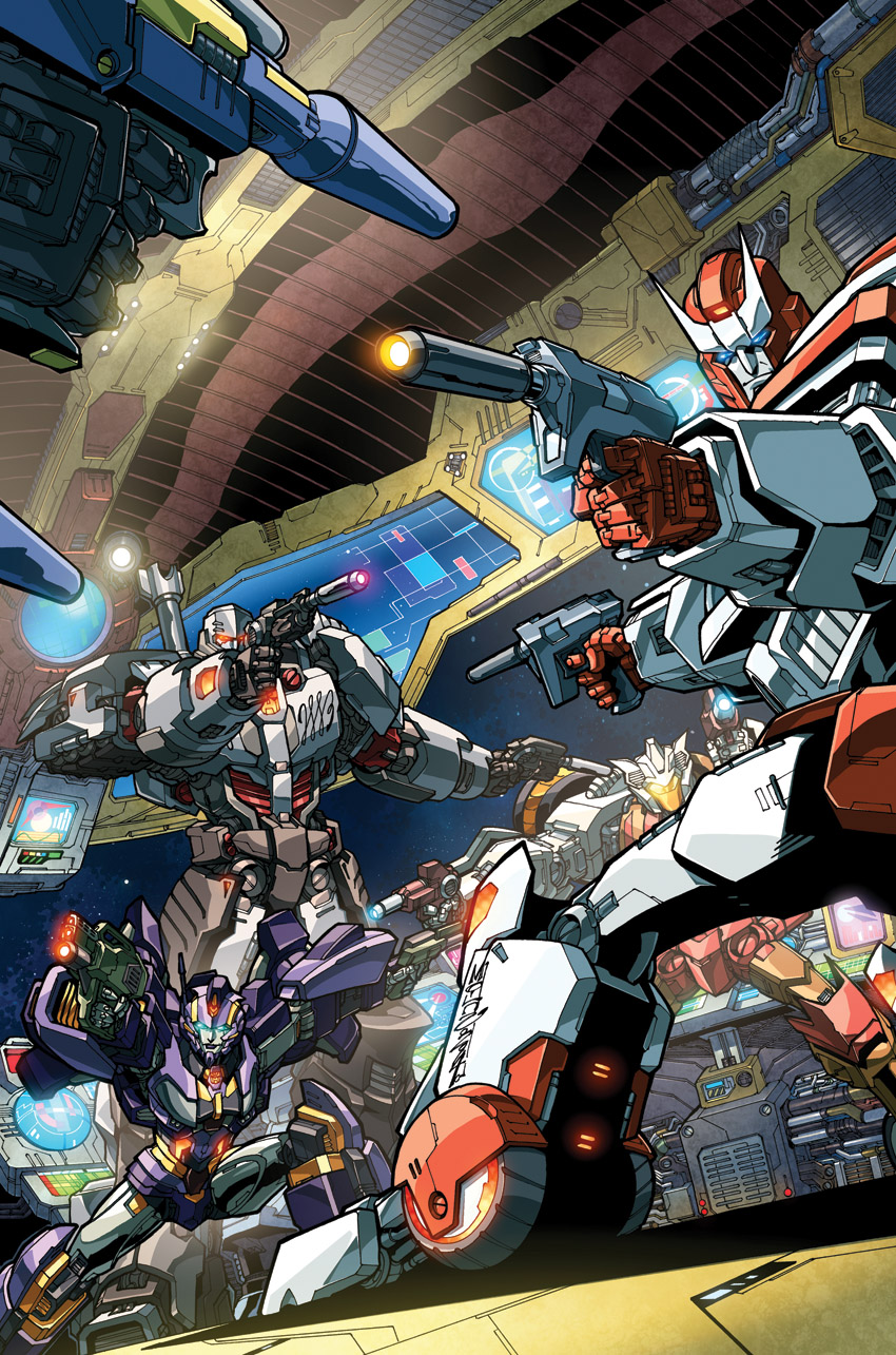 TF MTMTE 31 cover by markerguru