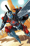 TF Drift Empire of Stone issue 01 cover