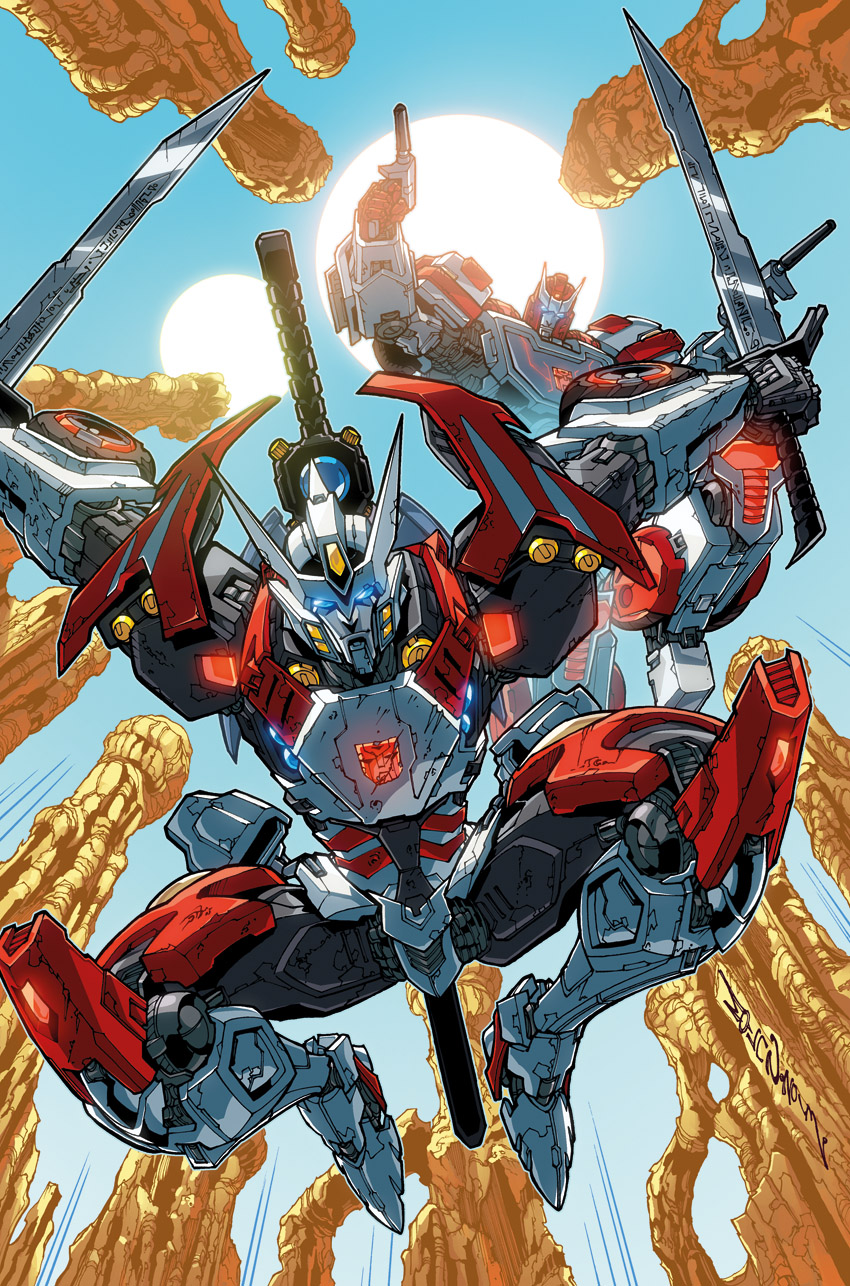 TF Drift Empire of Stone issue 02 cover
