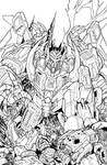 TF MTMTE 39 cover lineart