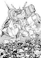 Tarn commission by markerguru