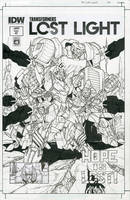 Transformers Lost Light issue 2 cover