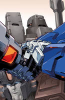 Transformers Lost Light issue 7 Sub cover colours