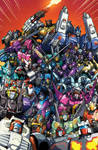 Transformers Lost Light issue 18 cover B