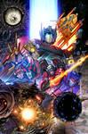 Tranformers UNICRON 01cover