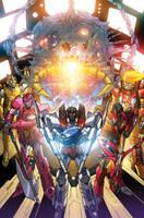 Transformers UNICRON 02cover by markerguru