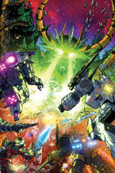 Transformers UNICRON 03 cover