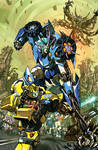 Transformers UNICRON 05 cover