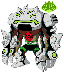 Triomnitrix Unleashed - Gravecho Arms by Maximus025