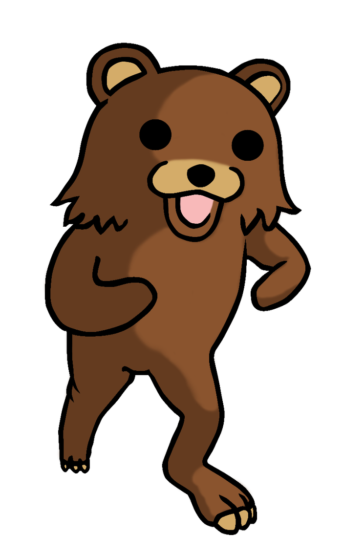 Pedo Bear by jking95