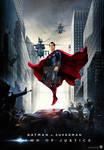 Batman v Superman : Dawn of Justice  Poster