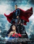 Batman v Superman : Dawn of Justice  Poster