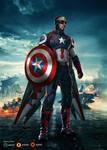 Captain America  Sam Wilson