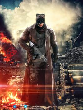 BvS: Knightmare Batman