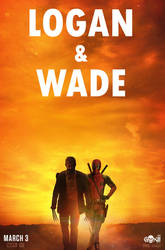 LOGAN and WADE by GOXIII