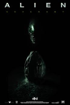 Alien Convenant Poster