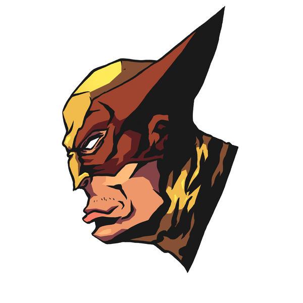 Xmen Portraits - Wolverine 2 by Jelly-monkey