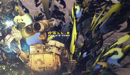 WALL-E Signature by TechnoEnergy279