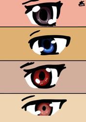 Team STRQ Eyes