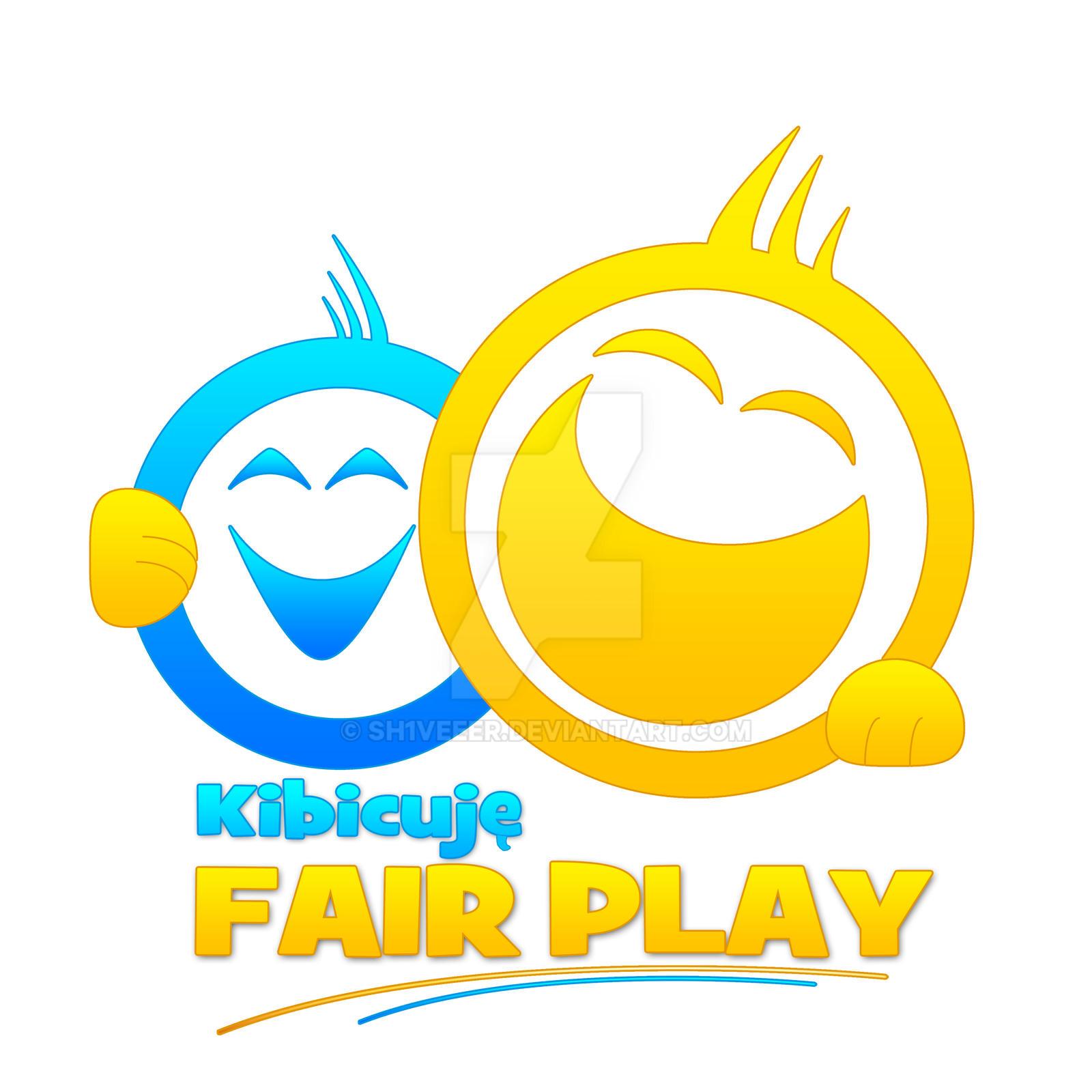 'Kibicuje Fair Play' Logo